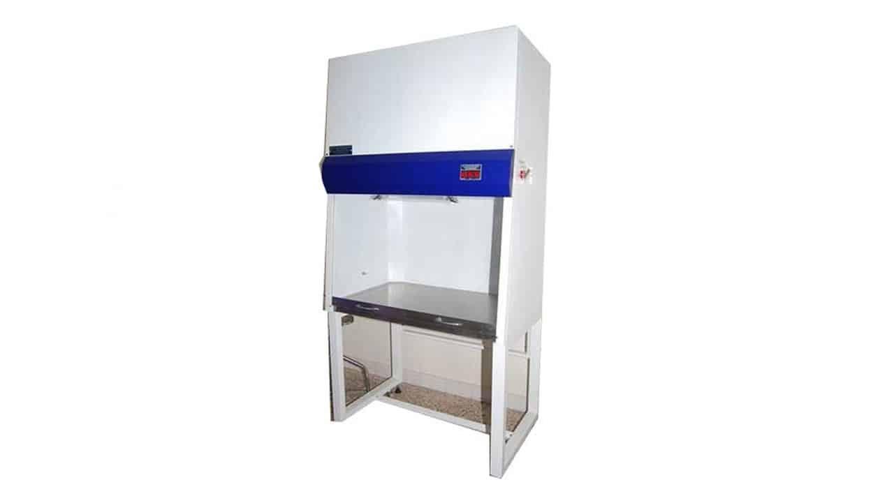 Thử nghiệm tủ an toàn sinh học (1)