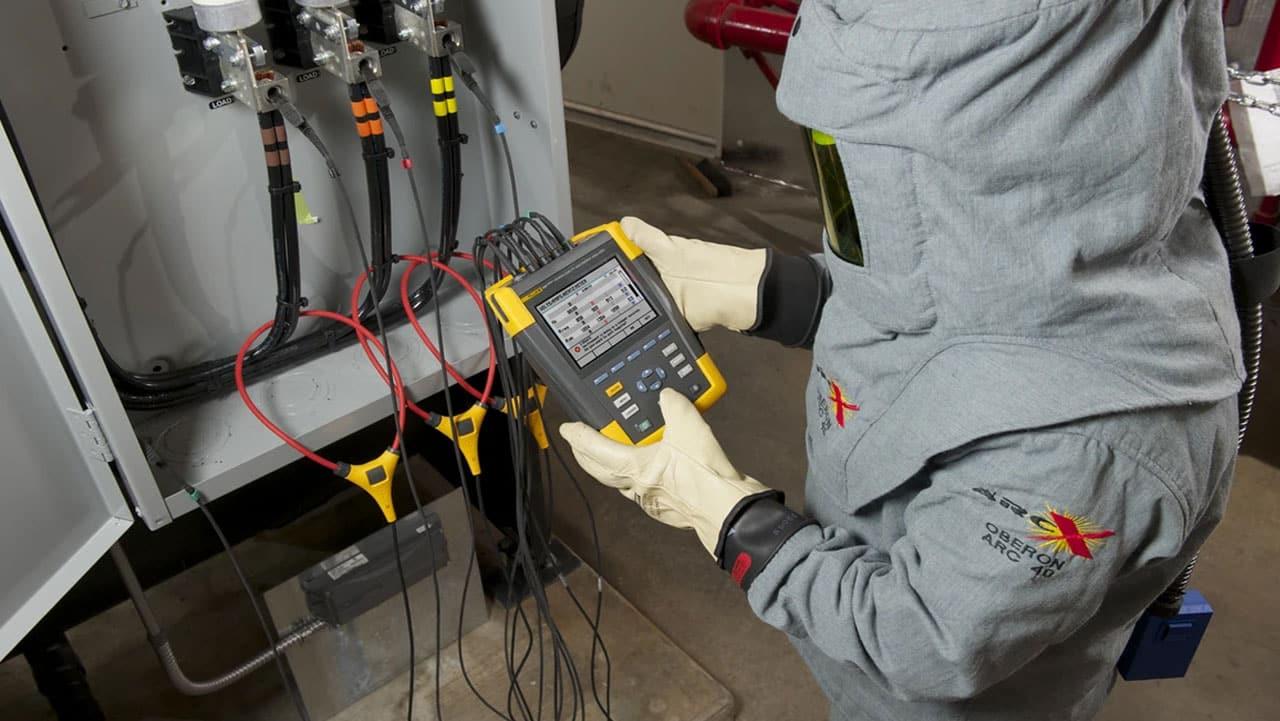 Đo kiểm và phân tích chất lượng điện năng