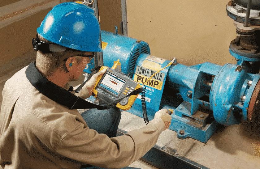 Dịch vụ đo và phân tích rung động